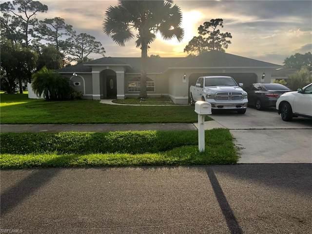 274 Richmond Avenue S, Lehigh Acres, FL 33936 (#220054921) :: Caine Premier Properties