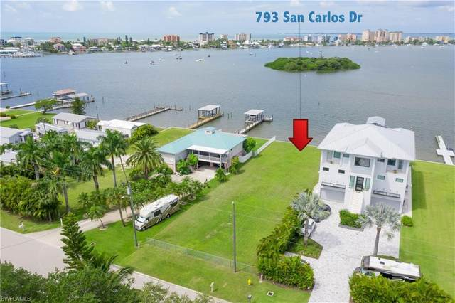793 San Carlos Drive, Fort Myers Beach, FL 33931 (MLS #220055015) :: The Naples Beach And Homes Team/MVP Realty