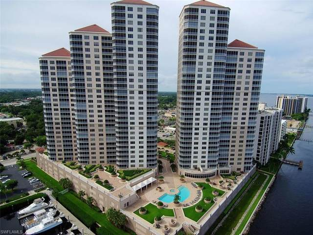 2104 W First Street #1203, Fort Myers, FL 33901 (MLS #220055245) :: #1 Real Estate Services