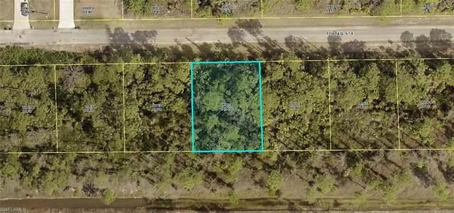 720 Foxtail Street E, Lehigh Acres, FL 33974 (#220055248) :: Jason Schiering, PA