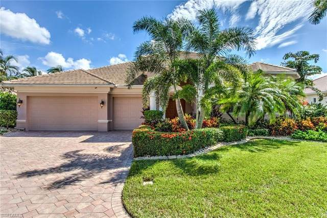 11146 Harbour Estates Circle, Fort Myers, FL 33908 (#220055354) :: The Dellatorè Real Estate Group