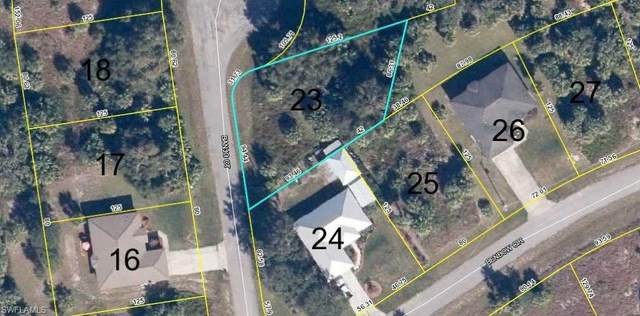 Lot 23 Banjo Court, Labelle, FL 33935 (#220055363) :: Jason Schiering, PA