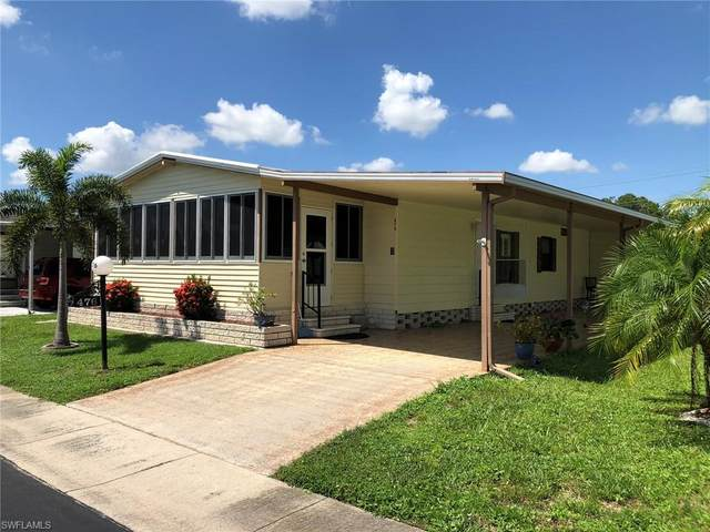 476 Dawn Drive, North Fort Myers, FL 33903 (MLS #220055456) :: RE/MAX Realty Team