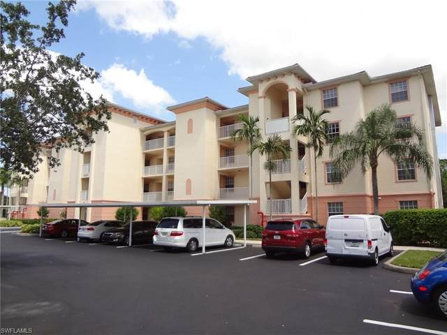 4005 Palm Tree Boulevard #105, Cape Coral, FL 33904 (MLS #220055762) :: RE/MAX Realty Team