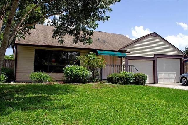 1337 Torreya Circle, North Fort Myers, FL 33917 (#220055806) :: Jason Schiering, PA