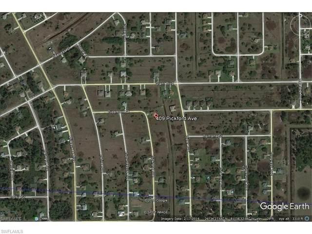 409 Pickford Avenue, Lehigh Acres, FL 33974 (#220055879) :: Southwest Florida R.E. Group Inc