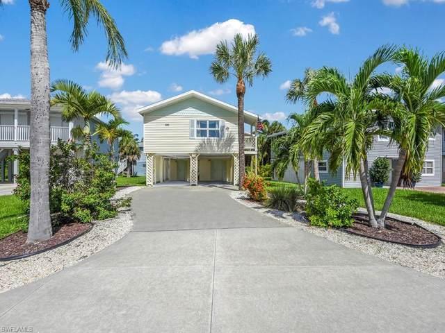 145 Hercules Drive, Fort Myers Beach, FL 33931 (MLS #220055996) :: Florida Homestar Team