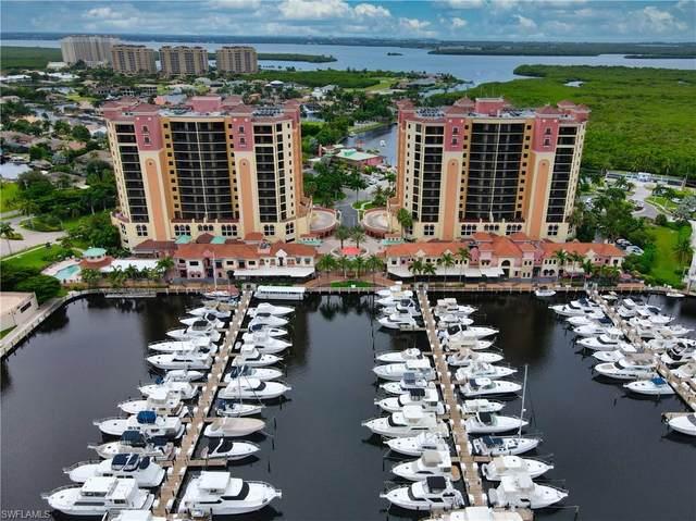 5781 Cape Harbour Drive #1303, Cape Coral, FL 33914 (#220056142) :: Caine Premier Properties