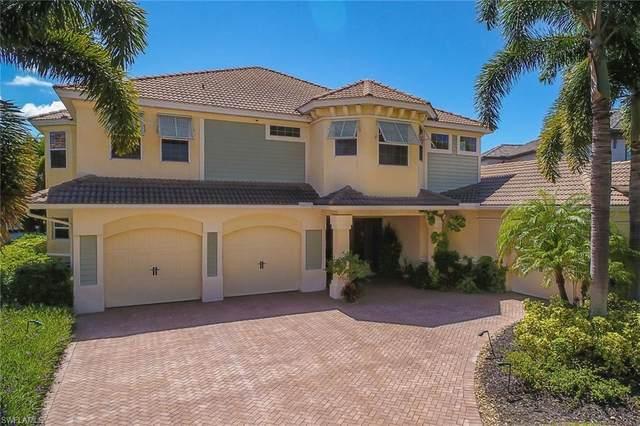 5813 Harbour Circle, Cape Coral, FL 33914 (#220056157) :: Caine Premier Properties