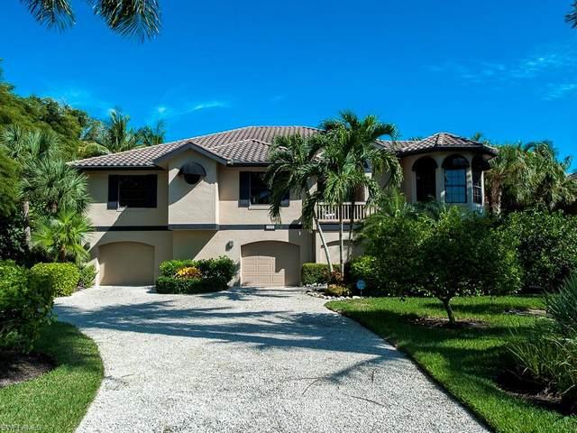 1352 Eagle Run Drive, Sanibel, FL 33957 (MLS #220056165) :: RE/MAX Realty Team