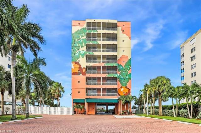 510 Estero Boulevard #505, Fort Myers Beach, FL 33931 (MLS #220056190) :: The Naples Beach And Homes Team/MVP Realty