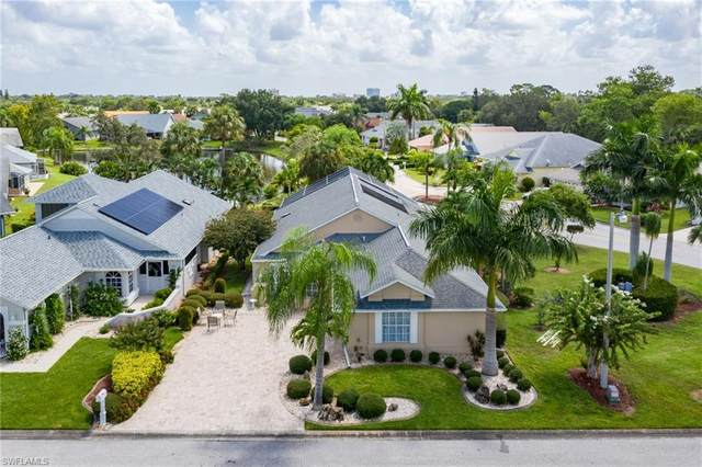 9499 Palm Island Circle, North Fort Myers, FL 33903 (MLS #220056250) :: RE/MAX Realty Team