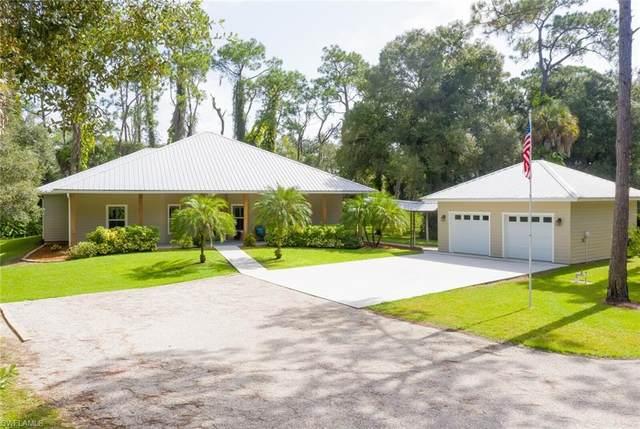 2251 Sunset Trail, Alva, FL 33920 (#220056338) :: Southwest Florida R.E. Group Inc