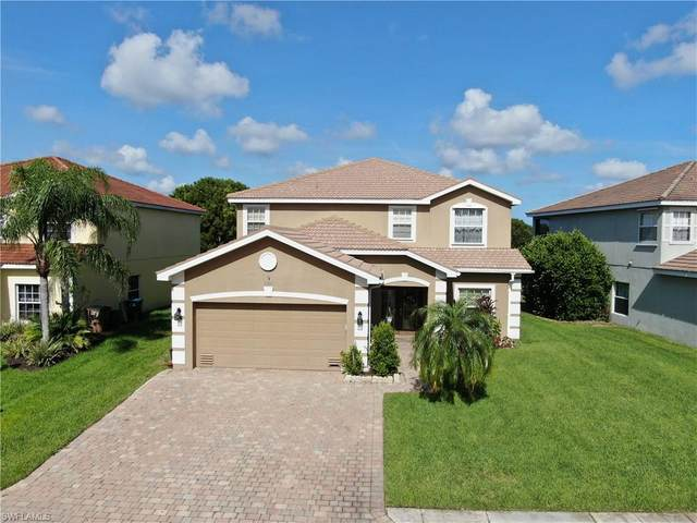 2296 Cape Heather Circle, Cape Coral, FL 33991 (#220056456) :: Jason Schiering, PA