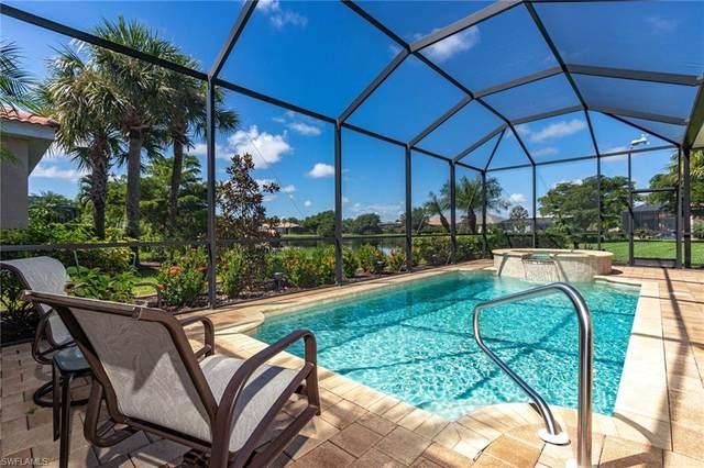 3346 Magnolia Landing Lane, North Fort Myers, FL 33917 (#220056610) :: The Dellatorè Real Estate Group