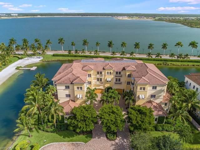 11000 Via Tuscany Lane #202, Miromar Lakes, FL 33913 (#220056614) :: Vincent Napoleon Luxury Real Estate