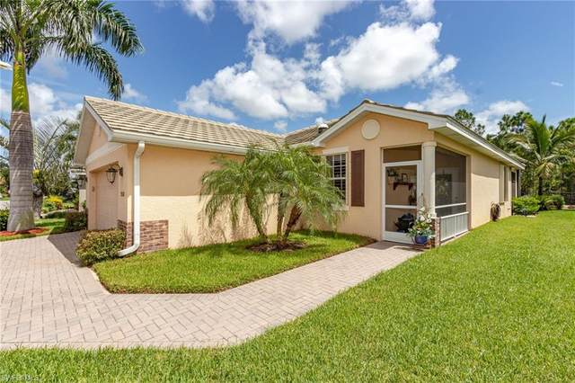 3538 Crosswater Drive, North Fort Myers, FL 33917 (#220056622) :: Caine Premier Properties