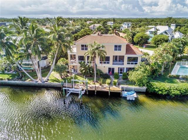 1520 Angel Drive, Sanibel, FL 33957 (#220056666) :: Caine Premier Properties
