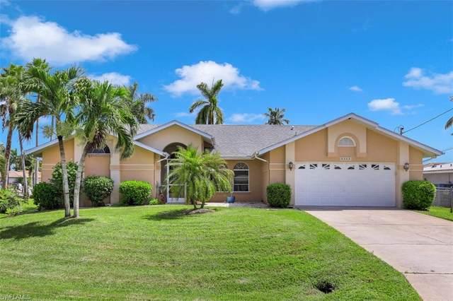 5215 Tamiami Court, Cape Coral, FL 33904 (MLS #220056691) :: NextHome Advisors