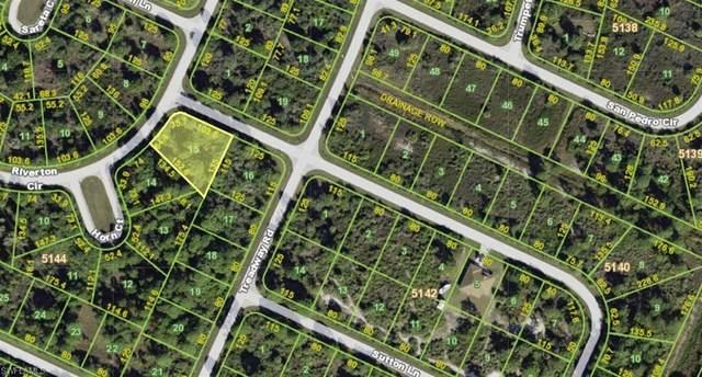 13460 Rouding Circle, Port Charlotte, FL 33981 (MLS #220056779) :: Clausen Properties, Inc.