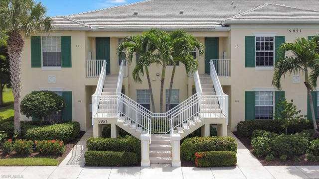 9951 Periwinkle Preserve Lane #202, Fort Myers, FL 33919 (MLS #220056825) :: Domain Realty