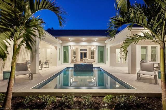 600 Wedge Drive, Naples, FL 34103 (MLS #220056869) :: RE/MAX Realty Team