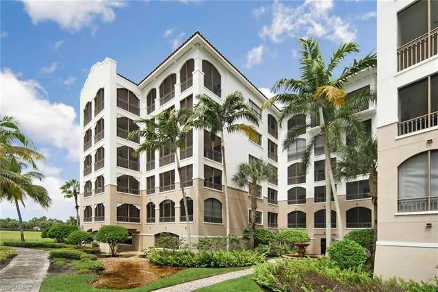 10721 Mirasol Drive #304, Miromar Lakes, FL 33913 (MLS #220056893) :: The Naples Beach And Homes Team/MVP Realty