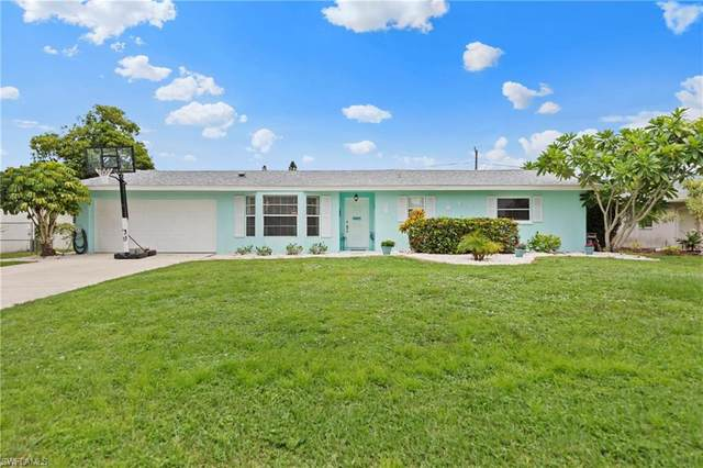 871 Entrada Drive S, Fort Myers, FL 33919 (MLS #220056935) :: RE/MAX Realty Group