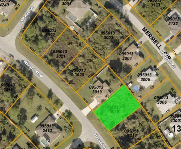 Lot 18 Meroni Boulevard, North Port, FL 34291 (MLS #220057056) :: NextHome Advisors