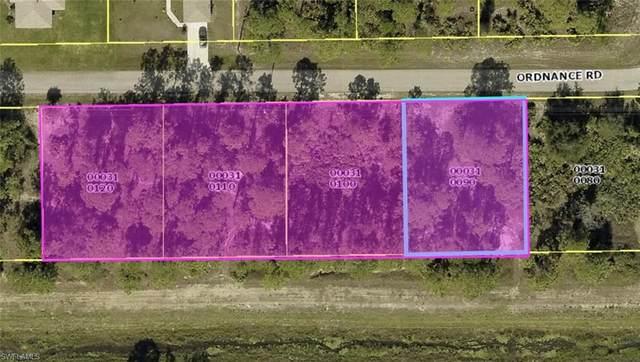 3907 Ordnance Road, Lehigh Acres, FL 33971 (#220057166) :: The Dellatorè Real Estate Group