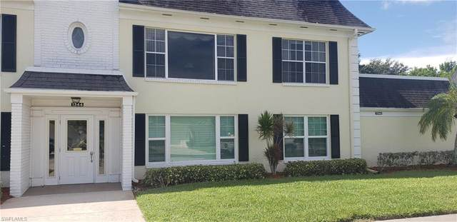1344 S Brandywine Circle #4, Fort Myers, FL 33919 (MLS #220057222) :: RE/MAX Realty Team