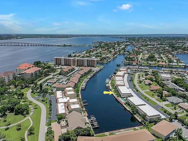 4213 SE 19th Place 1J, Cape Coral, FL 33904 (MLS #220057288) :: Florida Homestar Team
