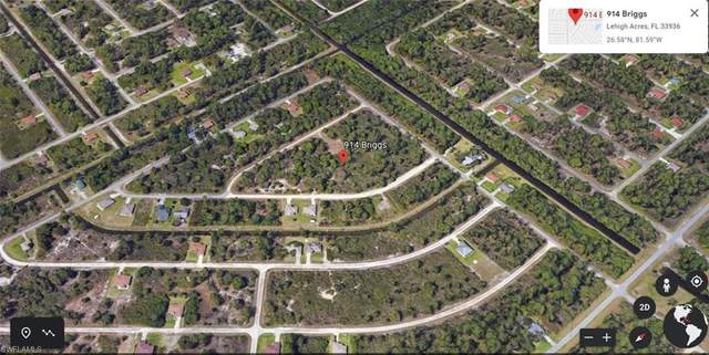 914 Briggs Court, Lehigh Acres, FL 33974 (#220057347) :: The Dellatorè Real Estate Group
