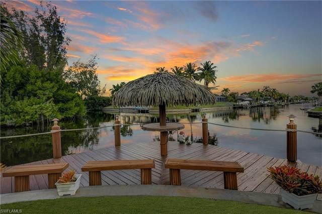 419 SE 33rd Terrace, Cape Coral, FL 33904 (MLS #220057503) :: NextHome Advisors