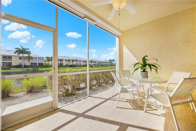 14524 Abaco Lakes Drive #103, Fort Myers, FL 33908 (MLS #220057544) :: RE/MAX Realty Group