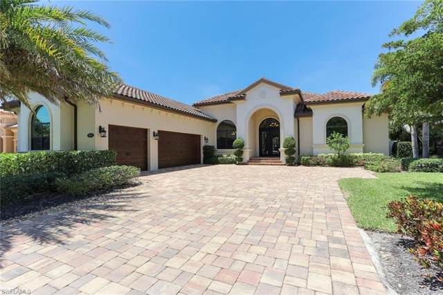 6851 Lakewood Isle Drive, Fort Myers, FL 33908 (MLS #220057636) :: RE/MAX Realty Team