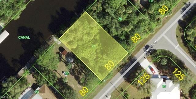 1127 Cheshire Street, Port Charlotte, FL 33953 (MLS #220057770) :: Clausen Properties, Inc.