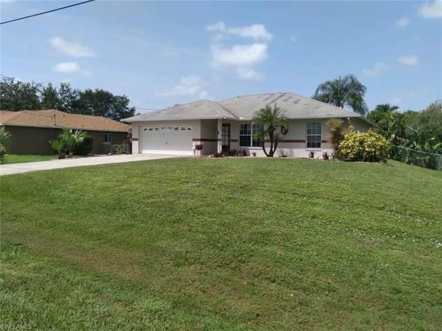 708 Rue Labeau Circle, Fort Myers, FL 33913 (MLS #220057780) :: NextHome Advisors