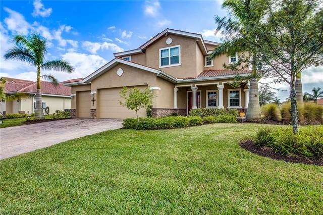 3150 Banyon Hollow Loop, North Fort Myers, FL 33903 (MLS #220057843) :: The Naples Beach And Homes Team/MVP Realty