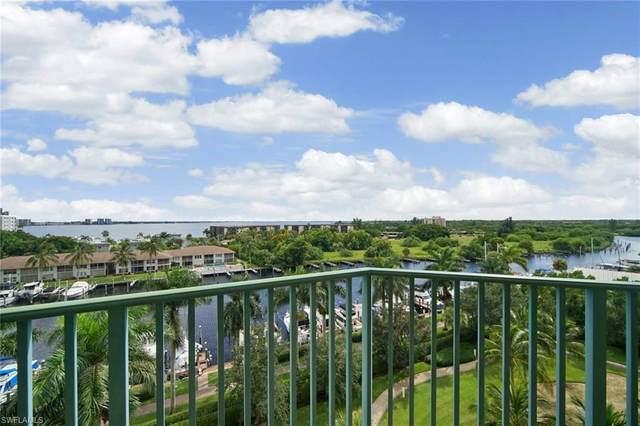 3426 Hancock Bridge Parkway #705, North Fort Myers, FL 33903 (MLS #220057963) :: Clausen Properties, Inc.
