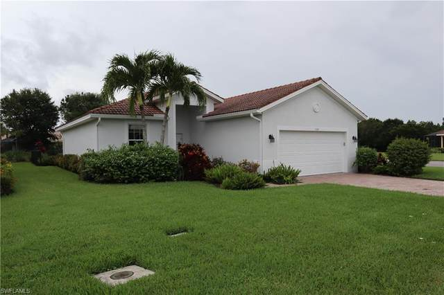 3284 Magnolia Landing Lane, North Fort Myers, FL 33917 (#220058135) :: Caine Premier Properties