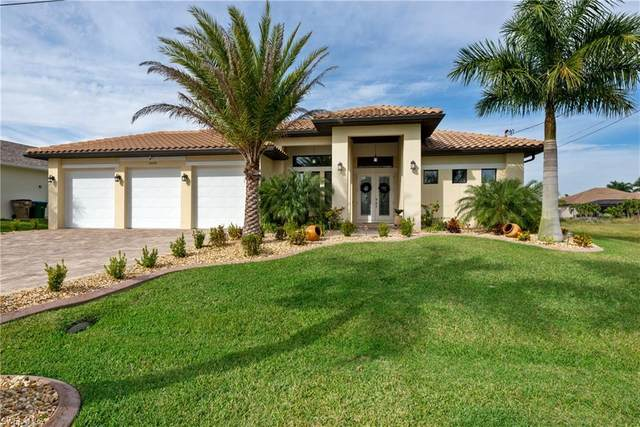 2609 SW 25th Terrace, Cape Coral, FL 33914 (MLS #220058146) :: RE/MAX Realty Group
