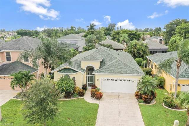1727 Emerald Cove Circle, Cape Coral, FL 33991 (MLS #220058163) :: RE/MAX Realty Group