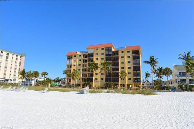 600 Estero Boulevard #504, Fort Myers Beach, FL 33931 (#220058179) :: The Dellatorè Real Estate Group