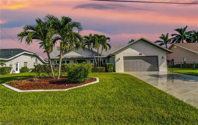 1129 SW 54th Lane, Cape Coral, FL 33914 (MLS #220058271) :: #1 Real Estate Services