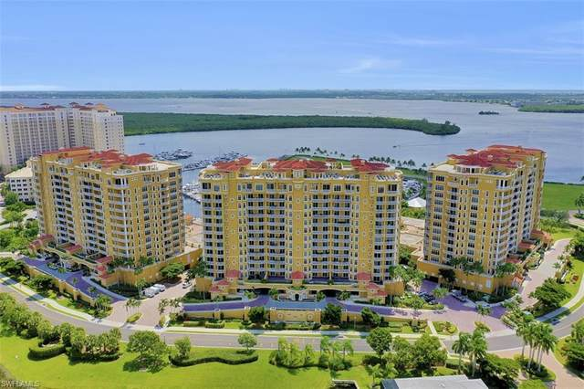 6061 Silver King Boulevard #705, Cape Coral, FL 33914 (MLS #220058370) :: RE/MAX Realty Team
