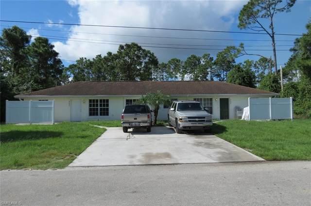 4605 28th Street SW, Lehigh Acres, FL 33973 (#220058413) :: The Dellatorè Real Estate Group