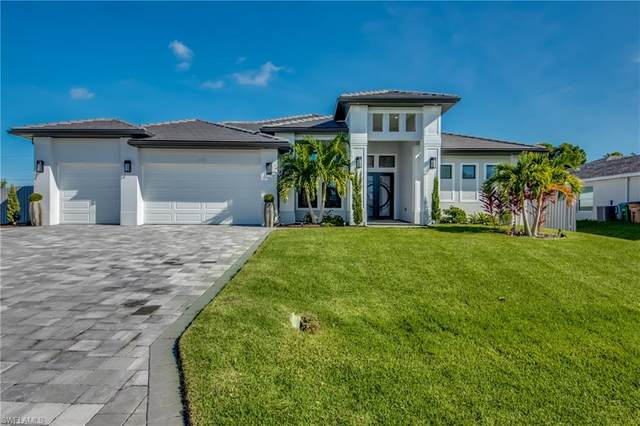 1907 SW 40th Street, Cape Coral, FL 33914 (MLS #220058574) :: Domain Realty