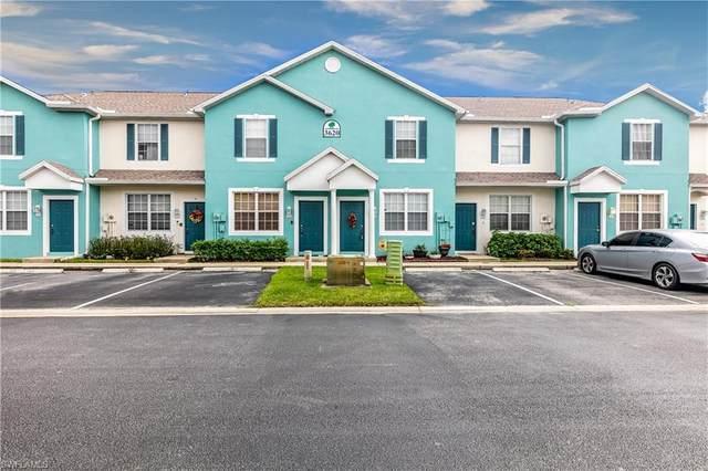 3620 Pine Oak Circle #105, Fort Myers, FL 33916 (MLS #220058600) :: RE/MAX Realty Team