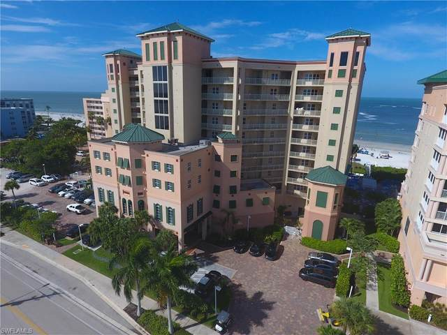200 Estero Boulevard #101, Fort Myers Beach, FL 33931 (MLS #220058664) :: Team Swanbeck